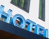 Turystyka, Hotele, Noclegi